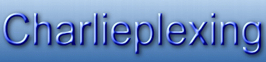 logo: charlieplexing